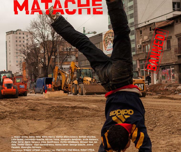 """Dragoș Lumpan: Filmul Matache a fost interzis în Universitatea de Arhitectură și Urbanism """"Ion Mincu"""""""